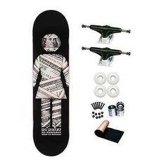 Girl Mike Mo Capaldi Mo Money 8.0 Skateboard Deck w/ Black White Trucks Complete