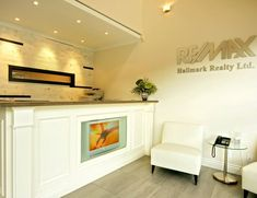 Re/Max Office, Toronto ~ Design By BedfordBrooks Design Inc.