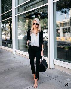 "1,707 Likes, 39 Comments - KRYSTAL SCHLEGEL (@krystalschlegel) on Instagram: ""Love these black jeans from the @nordstrom Anniversary sale.  http://liketk.it/2sfnS #liketkit…"""
