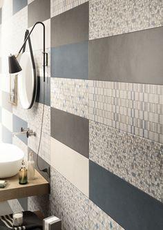 Pavimento/rivestimento in ceramica a pasta bianca CLAYLINE by MARAZZI