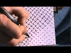 Drawing a Celtic Knot Woven Pattern Pt 2