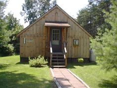 Country Cottage Cabins in Hocking Hills Ohio