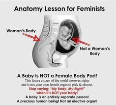 You can still call yourself a feminist and be prolife.