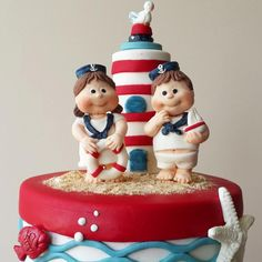 little sailors - Cake by tatlibirseyler