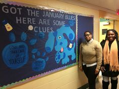 1/10/2018 RAs Biasia and Abi's Blues Clues Bulletin Board