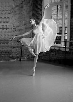 grace...ballet....music brought to life