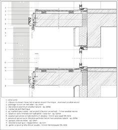 BP architectures — M9-C Paris Rive Gauche — Details — Frames — Europaconcorsi
