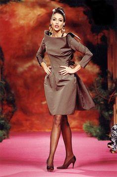 Christian Lacroix Haute Couture Fall-Winter 1991:
