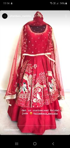 Dress Indian Style, Indian Fashion Dresses, Girls Fashion Clothes, Embroidery Suits Design, Embroidery Fashion, Embroidery Designs, Bridal Suits Punjabi, Heavy Dresses, Beautiful Dress Designs