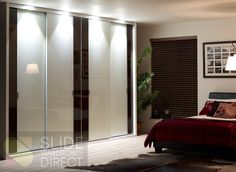 sliding door for passage