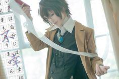 ryuichi randoll(Ryuichi) Osamu Dazai Cosplay Photo - Cure WorldCosplay