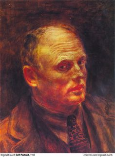 reginald marsh self portrait - Google Search