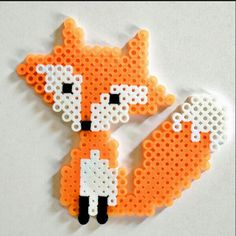 So cute! I ♥ red foxes, so I WILL BE MAKING THIS!!!
