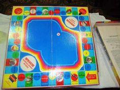 antigo jogo banco imobiliário da estrela - anos 70