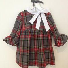 Vestido Escocés - macali