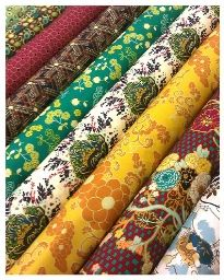 Giveaway: Indie by Pat Bravo fat quarter bundle · Sewing | CraftGossip.com