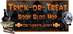 Tasha's Thinkings: Calling All Authors - Trick-or-Treat Book Blog Hop...