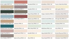 stucco dryvit colors samples and palettes by materials on behr paint interior color chart id=21766
