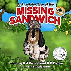 Word Magic: All About Books: Book Review: Jack and the Case of the Missing Sand...