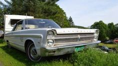 1965 Plymouth Sport Fury Indy Pace Car - http://barnfinds.com/1965-plymouth-sport-fury-indy-pace-car/