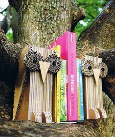 Manualidades con carton corrugado