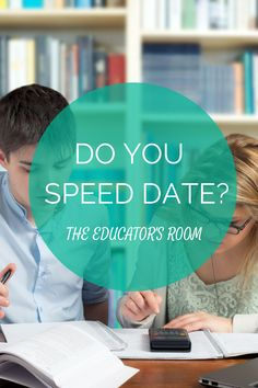 Do You Speed Date?Th