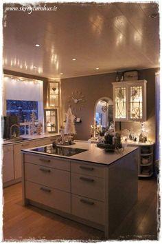 Kitchen...  http://www.skreytumhus.is/?p=18775