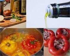 De ce să ungi ardeii grași cu ulei de măsline, înainte de a-i umple cu carne. Secretul cu efect uimitor | DCNews Stuffed Peppers, Vegetables, Armenia, Food, Youtube, Recipes, Salads, Stuffed Pepper, Essen