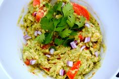 Recept: veganistische guacemole