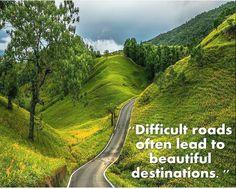 strade difficili