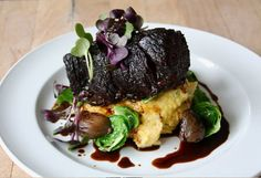 Coffee-Braised Short Ribs Recipe  #ribs #food #dinner #bbq #recipes #cook #home #kitchen #yourhomemagazine