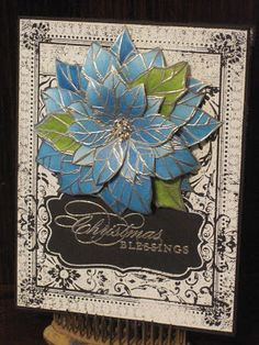 Stamping for His Glory: Ex Libris Christmas Blessings