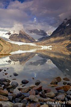 Argentina, Santa Cruz, Los Glaciares National Park, Cerro Torre