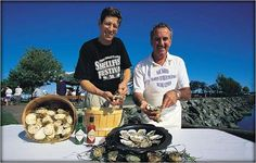 PEI Shellfish Festival. A signature event of Fall Flavours. Via Tourism PEI (www.tourismpei.com)