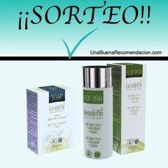 Sorteo Pack Aloe Vera (Gel + Jabón)