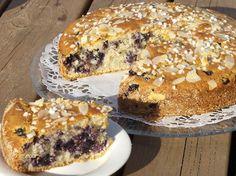 Pikainen mustikkapulla - Pakkopulla - Vuodatus.net - Bagel, Candies, Banana Bread, Baking, Sweet, Desserts, Recipes, Ideas, Food