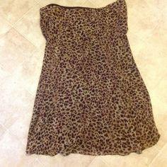 Women's Chaps skirt cheetah print Very stylish women's skirt Chaps Skirts