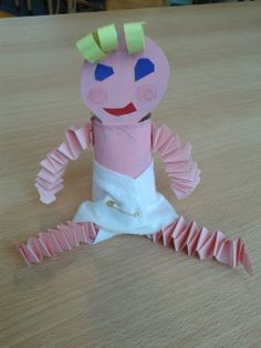 baby in diaper #craft TPT