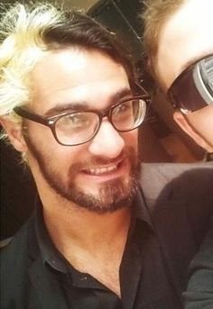 Seth Rollins is fine as hell in glasses