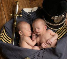 Daddy's West Point Uniform