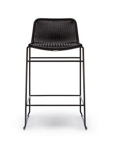 C607 Outdoor Counter Stool by Feelgood Designs - Designed by Yuzuru Yamakawa from Curious Grace