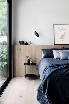 Cozy Bedroom, Home Decor Bedroom, Bedroom Ideas, Bedroom Designs, Bedroom Boys, Blue Bedroom, Decor Room, Master Bedrooms, Bedroom Apartment