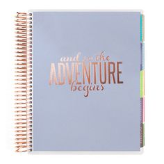 Finally got my planner and LOVE it! And so the adventure begins! Bring it on 2016. Good to Go™ - rose gold - LifePlanner™