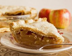 Deep Dish Apple Pie: When you taste this homemade apple pie recipe, you'll understand why most people like apple pie best. In case it matters, non-vegans can't tell it's a VEGAN apple pie. Healthy Vegan Snacks, Vegan Sweets, Vegan Foods, Vegan Desserts, Vegan Pie, Deep Dish Apple Pie, Apple Dessert Recipes, Homemade Apple Pies, Vegan Baking