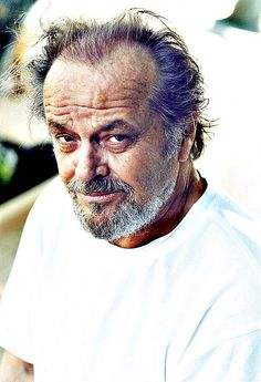 Jack Nicholson one of my favorite actors of all time. No one makes me laugh hysterically like him.