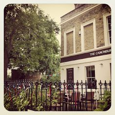The Canonbury Tales by Miss Charly keel