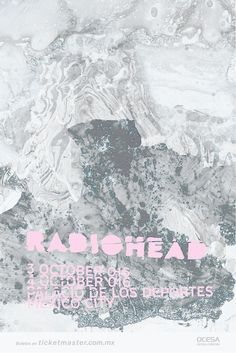Lo que muchos esperábamos, Radiohead ha confirmado fechas para México. La banda estará visitando nuestro país el próximo 3 y 4 de octubre en el Palacio de los Deportes.