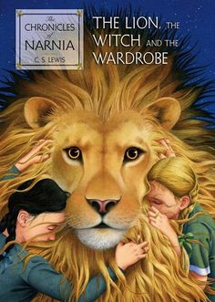 The Lion, the Witch, and the Wardrobe by C.S. Lewis (image credit HarperCollins)…