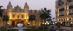 Tällainen on perjantai-ilta Monte Carlon kasinolla.