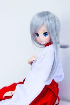 Smart Doll Chitose Shirasawa by trioprg